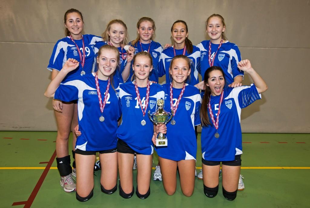Kolbotn Volleyball_Regionsmesterskapet 2013_Nr2