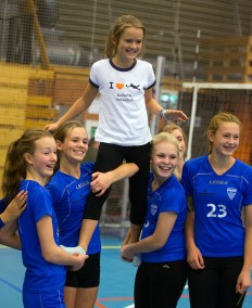 I love Kolbotn Volleyball