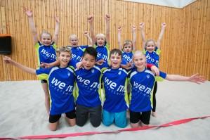 Tomm Hansen i Kolbotn Volleyball har sammen med ToppVolley Norge og Norges Volleyballforbund (NVBF) laget demofilmer med Minivolleyball.