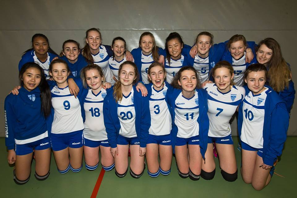 Jenter U15 klarte å kvalifisere seg til landsfinalen.