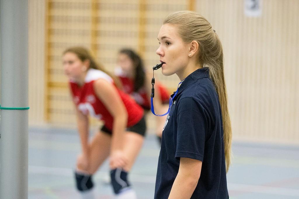 Synne Gåseidnes Thorsen representerer Kolbotn i NM U15 i mars.